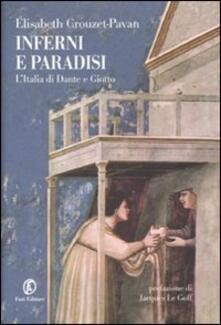Listadelpopolo.it Inferni e paradisi. L'Italia di Dante e Giotto Image