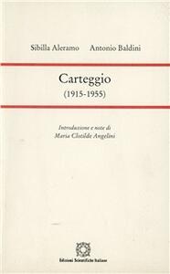 Carteggio (1915-1955)