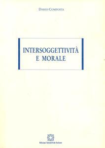 Intersoggettività e morale