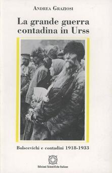 Winniearcher.com La grande guerra contadina in Urss. Bolscevichi e contadini (1918-1933) Image