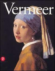 Johannes Vermeer - copertina