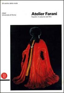 Atelier Farani. Pasolini: il costume nel film - copertina