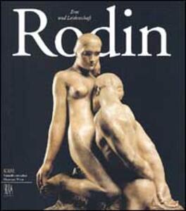 Rodin. Eros und Leidenschaft. Ediz. tedesca - copertina