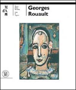 Georges Rouault (1871-1958). Ediz. tedesca - copertina