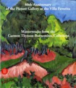 Capolavori dalla collezione di Carmen Thyssen-Bornemisza. 120 dipinti dal Seicento alle avanguardie storiche. Ediz. inglese - copertina