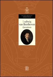 Ludwig van Beethoven. Epistolario 1783-1807. Vol. 1 - copertina