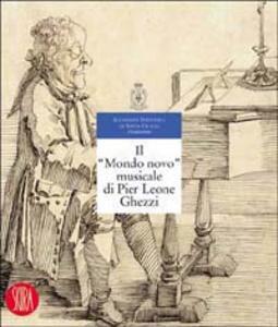 Il nuovo mondo musicale di Pier Leone Ghezzi - copertina