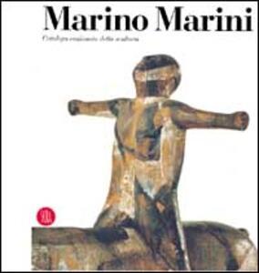 Marino Marini. Catalogo ragionato della scultura - copertina