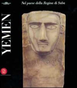 Yemen. Ediz. tedesca - copertina