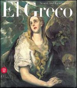 El Greco. Identità e trasformazione. Ediz. inglese - copertina