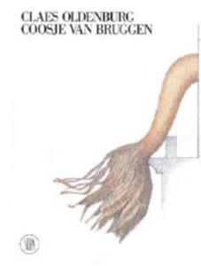 Claes Oldenburg-Coosje van Bruggen. Ediz. inglese - copertina