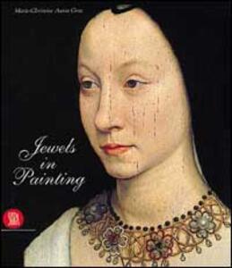 Jewels in painting - Marie-Cristine Autin Graz - copertina