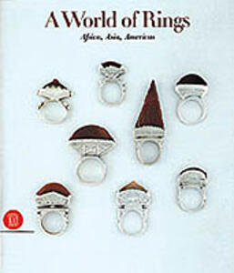 World of ring. Africa, Asia, America (A) - Anne Van Cutsem - copertina