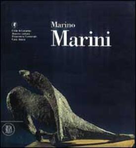 Marino Marini. Ediz. inglese - copertina