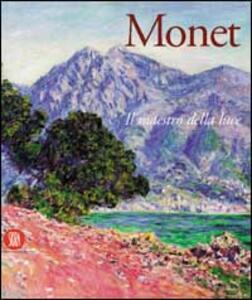 Monet. Il maestro della luce - copertina