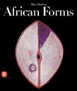 African forms. Ediz. inglese - Marc Ginzberg - copertina
