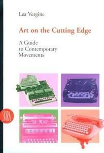 Art on cutting edge - Lea Vergine - copertina