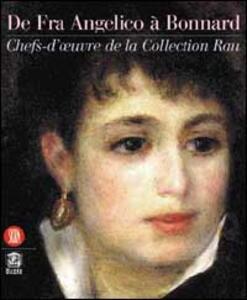 De fra Angelico à Bonnard - copertina