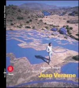 Les déserts de Jean Verame. Ediz. francese - Augustin Berque - copertina