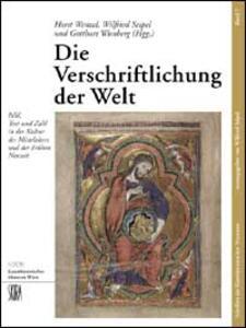 Die Verschriftlichung der Welt - copertina