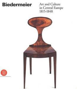 Biedermeier. Art culture central Europe. Ediz. inglese - copertina