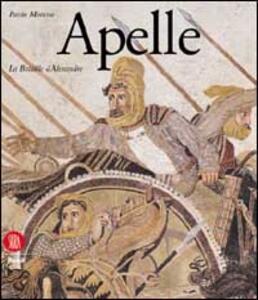 Apelle. Bataille d'Alexandre - Paolo Moreno - copertina