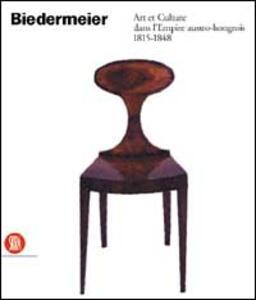 Biedermeier. Art et culture 1815-1848 - copertina
