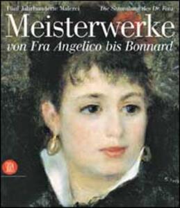 Meisterwerke von fra Angelico bis Bonnard. Ediz. tedesca - copertina