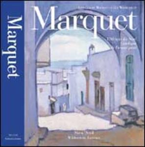 Marquet Albert et l'Afrique du nord - Jean-Claude Martinet - copertina