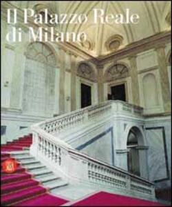 Palazzo Reale di Milano. La reggia ritrovata - copertina