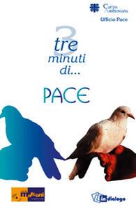 Tre minuti di... pace - copertina