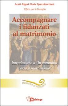 Warholgenova.it Accompagnare i fidanzati al matrimonio. Vol. 1 Image