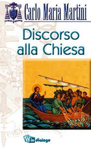 Discorso alla Chiesa - Carlo Maria Martini - copertina