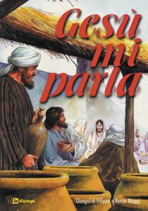 Gesù mi parla - copertina