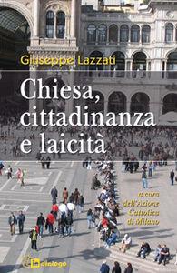 Chiesa, cittadinanza e laicità