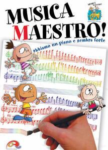 Musica maestro! - copertina