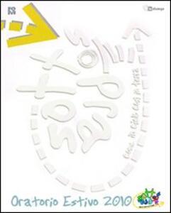 Sottosopra. Così in cielo come in terra. Oratorio estivo 2010. Con CD. Con DVD - copertina