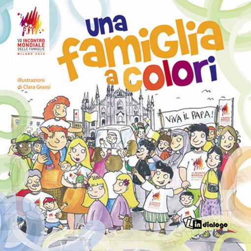 Una famiglia a colori