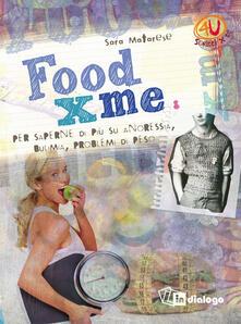 Squillogame.it Food X me. Per saperne di più su anoressia, bulimia, problemi di peso Image