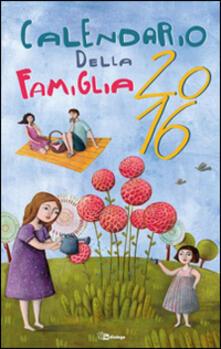 Vitalitart.it Il calendario della famiglia 2016 Image