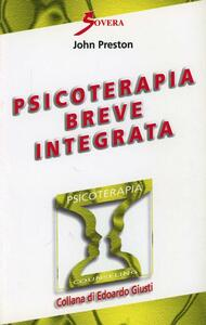 Psicoterapia breve integrata - John Preston - copertina