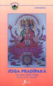 Yoga pradipaka. La luce dello yoga - Jayatarama - copertina