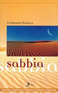 Sabbia - Ferdinando Balzarro - copertina
