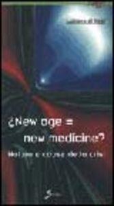 I New Age=new medicine? Natura e cause della crisi