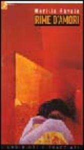 Rime d'amori - Marilla Favale - copertina