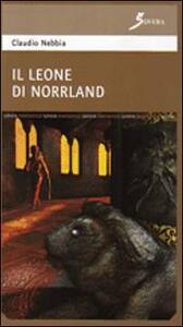 Il leone di Norrland - Claudio Nebbia - copertina