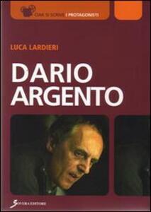 Dario Argento - Luca Lardieri - copertina