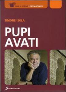 Pupi Avati - Simone Isola - copertina