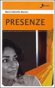 Presenze. Con CD Audio - M. Gabriella Presenze - copertina