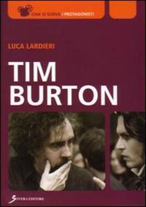 Tim Burton - Luca Lardieri - copertina